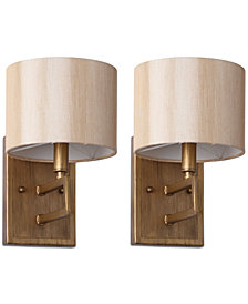 Safavieh Catena Set of 2 Sconces