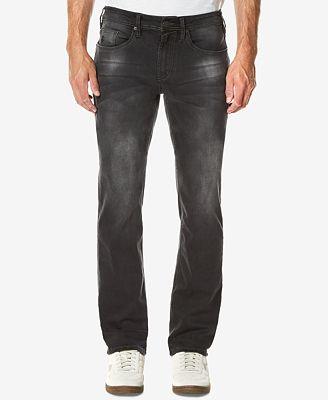 Buffalo David Bitton Men's Six-X Straight-Fit Stretch Jeans ...