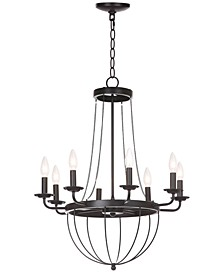 Abrham Adjustable Chandelier