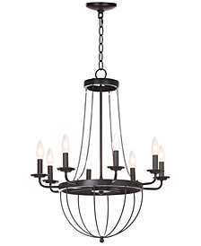 Safavieh Abrham Adjustable Chandelier