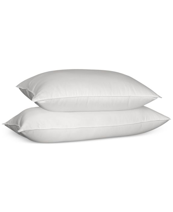 Naples Siberian Down Pillow (King) White - Blue Ridge Home Fashions