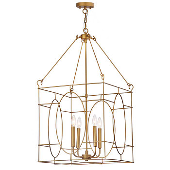 Safavieh Margot PND4004A Pendant Light