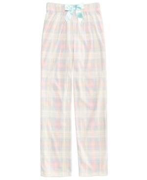 Max  Olivia Plaid Pajama Pants Little Girls (46X) Big Girls (716) Created for Macys