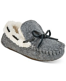 Stride Rite Gabriel Cozy Moccasin Slippers, Baby Boys & Toddler Boys