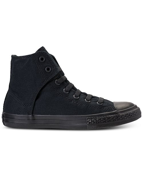 2c5c99e9f6a ... Converse Little Boys  Chuck Taylor All Star Easy Slip High Top Casual  Sneakers from Finish ...