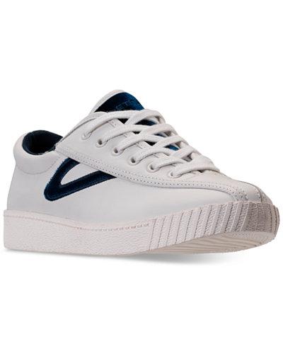 tretorn women's nylite plus velvet casual sneakers from