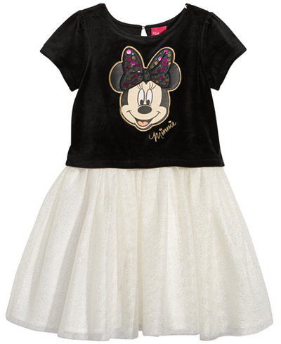 Sears stocks a variety of adorable clothing for little boys and girls featuring familiar faces from movies and television. Choose from their favorites and you'll never be at a loss for an outfit. Disney Minnie Mouse Infant Girls' Dress & Diaper Cover. Sold by Kmart. $ $ Disney Minnie Mouse Infant Girls' Bodysuit, Leggings & Headband.