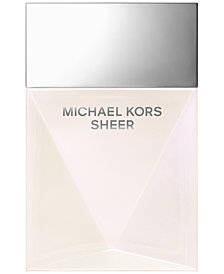 Michael Kors Sheer Eau de Parfum Limited Edition Spray, 3.4-oz.