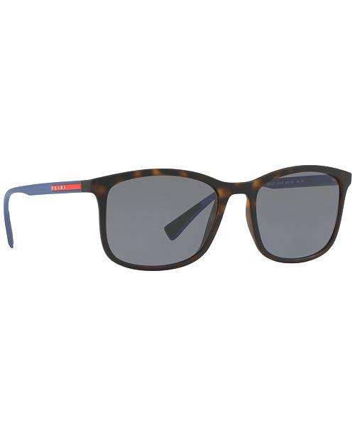 e1cbd72bb4b46 Prada Linea Rossa Polarized Sunglasses