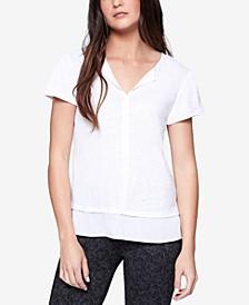 Uptown V-Neck T-Shirt