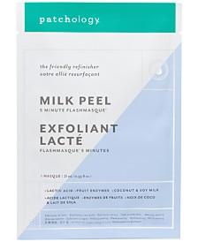 Patchology Milk Peel FlashMasque
