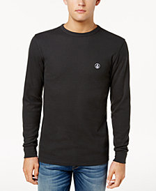 Volcom Men's Juan Largo Thermal Long-Sleeve T-Shirt