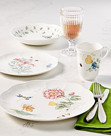 Dinnerware, Butterfly Meadow Collection