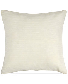 "Donna Karan Home Motion Knit 16"" x 16"" Decorative Pillow"
