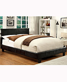 Landel Upholstered Bed Collection with Bluetooth Technology, Quick Ship