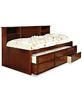Elten Kid's Twin Bed, Quick Ship