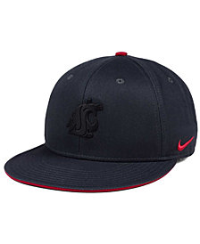 Nike Washington State Cougars Col Energy True Snapback Cap