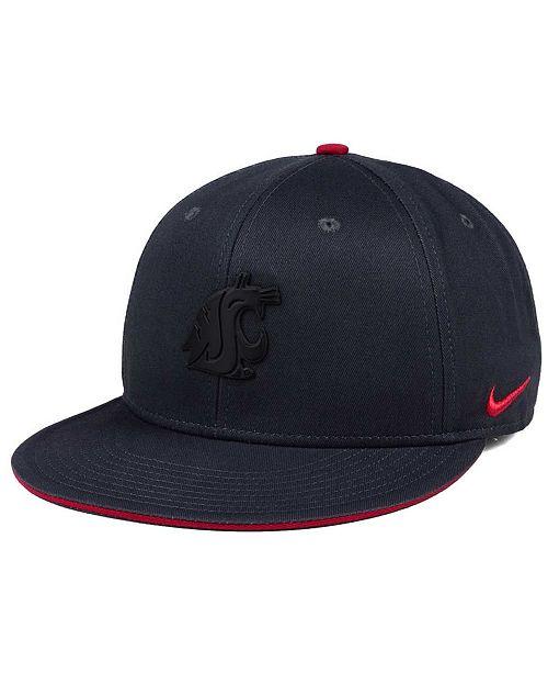 7bc397e3 Nike Washington State Cougars Col Energy True Snapback Cap & Reviews ...
