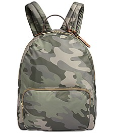Julia Camo Dome Backpack