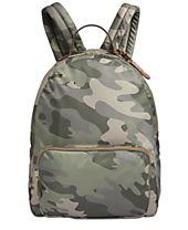 Tommy Hilfiger Julia Camo Large Dome Backpack