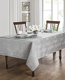 Waterford Moonscape Silver Table Linens Collection