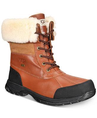 Ugg 174 Men S Waterproof Butte Boots Amp Reviews All Men S