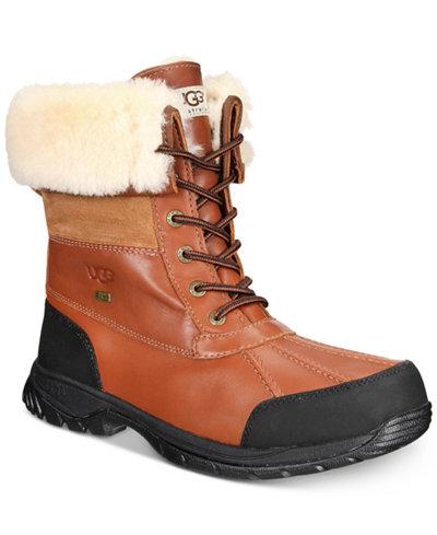 Ugg 174 Men S Waterproof Butte Boots All Men S Shoes Men