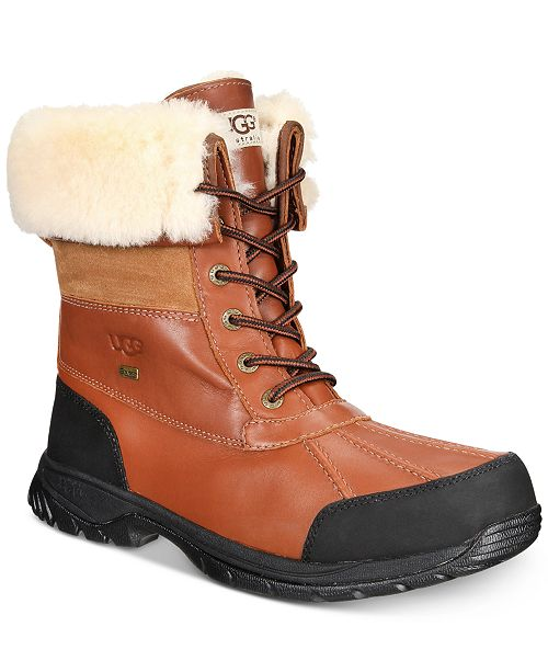 7d7e8ba7bc8 Men's Waterproof Butte Boots