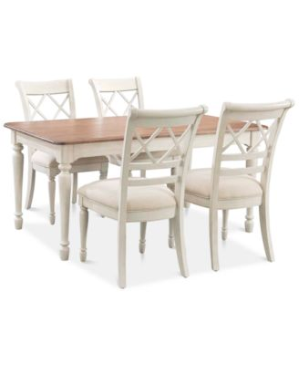 Marvelous Cape May Dining Set, 5 Pc. (Dining Table U0026 4 Side Chairs