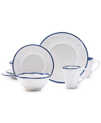 Image 1 of Tabletops Unlimited 16-Pc. Sicily Dinnerware Set  sc 1 st  Macy\u0027s & Tabletops Unlimited 16-Pc. Sicily Dinnerware Set - Dinnerware ...