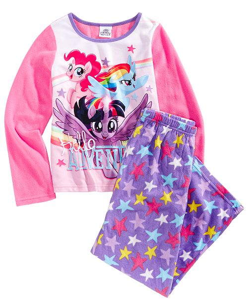 18c95f8003 My Little Pony 2-Pc. Hello Adventure Pajama Set