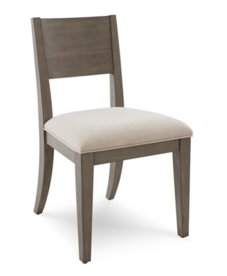 Image 1 Of Tribeca Grey Side Chair, Created For Macyu0027s