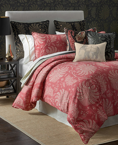 Sanderson Mapperton Bedding Collection