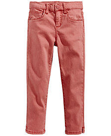 Celebrity Pink Super Soft Colored Denim Jeans, Little Girls