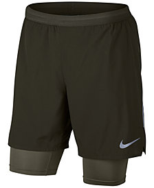 "Nike Men's Flex 2-in-1 7"" Running Shorts"