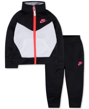 Nike 2Pc Jacket  Leggings Set Little Girls (46X)