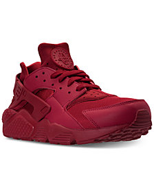 Nike Men's Air Huarache Run Casual Sneakers from Finish Line