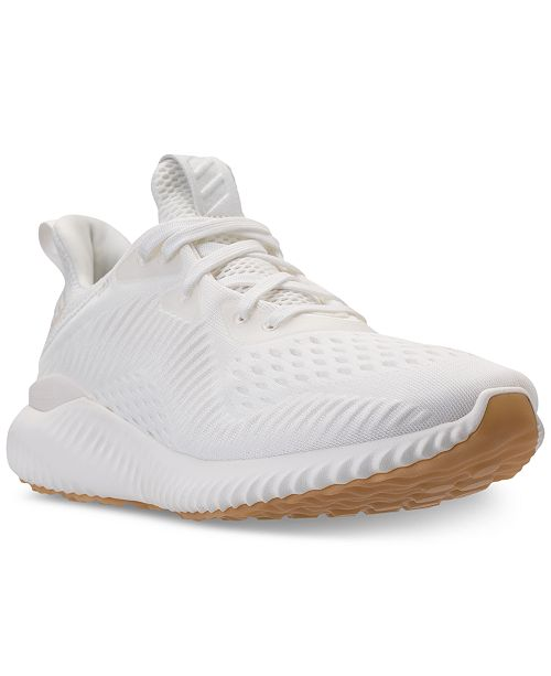 de29848d1 adidas Women s AlphaBounce EM Un-Dyed Running Shoes from Finish Line ...