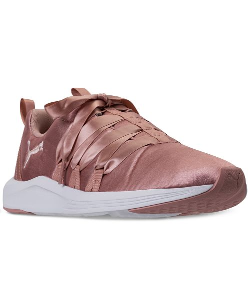 12d439abc465 Puma Women s Prowl Alt Satin Training Sneakers from Finish Line ...