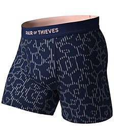 Pair of Thieves Men's Crater Printed Boxer Briefs
