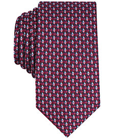 Perry Ellis Men's Templar Neat Silk Tie