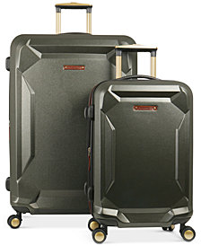 Timberland Basin Harbor Hardside Expandable Spinner Luggage Collection