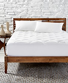 Primaloft Quilted Queen Mattress Pad, Created for Macy's
