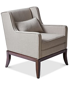 Sicily Accent Chair, Quick Ship