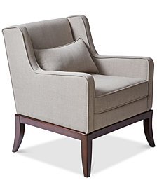 Sherman Accent Chair, Quick Ship