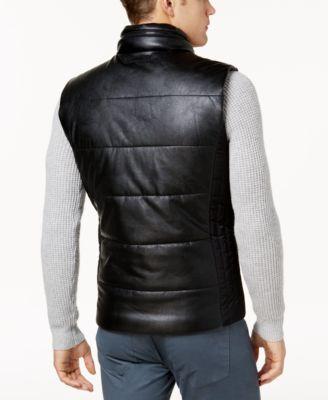 Calvin klein men's outerwear mens vest jacket