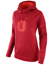 Nike Women's Ohio State Buckeyes Therma Hoodie