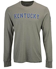 '47 Brand Men's Kentucky Wildcats Fieldhouse Long Sleeve T-Shirt