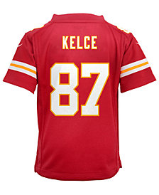 Nike Travis Kelce Kansas City Chiefs Game Jersey, Toddler Boys