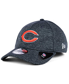 New Era Chicago Bears Shadow Tech 39THIRTY Cap